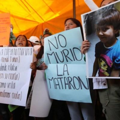 CNDH exige a Fiscalía CDMX investigación profesional en caso Fátima