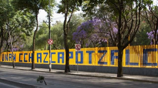 Foto: CCH Azcapotzalco de la UNAM. Cuartoscuro