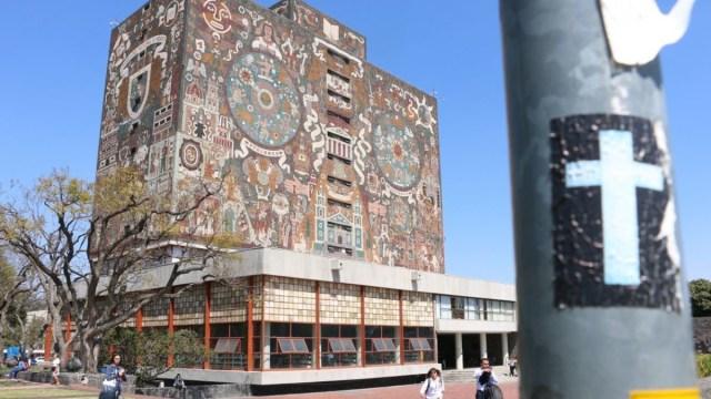 Foto: Torre de Rectoría de la UNAM. Cuartoscuro