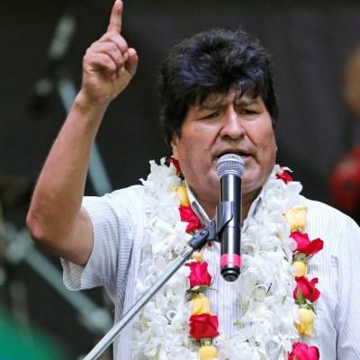 Rechazan candidatura de Evo Morales al Senado de Bolivia