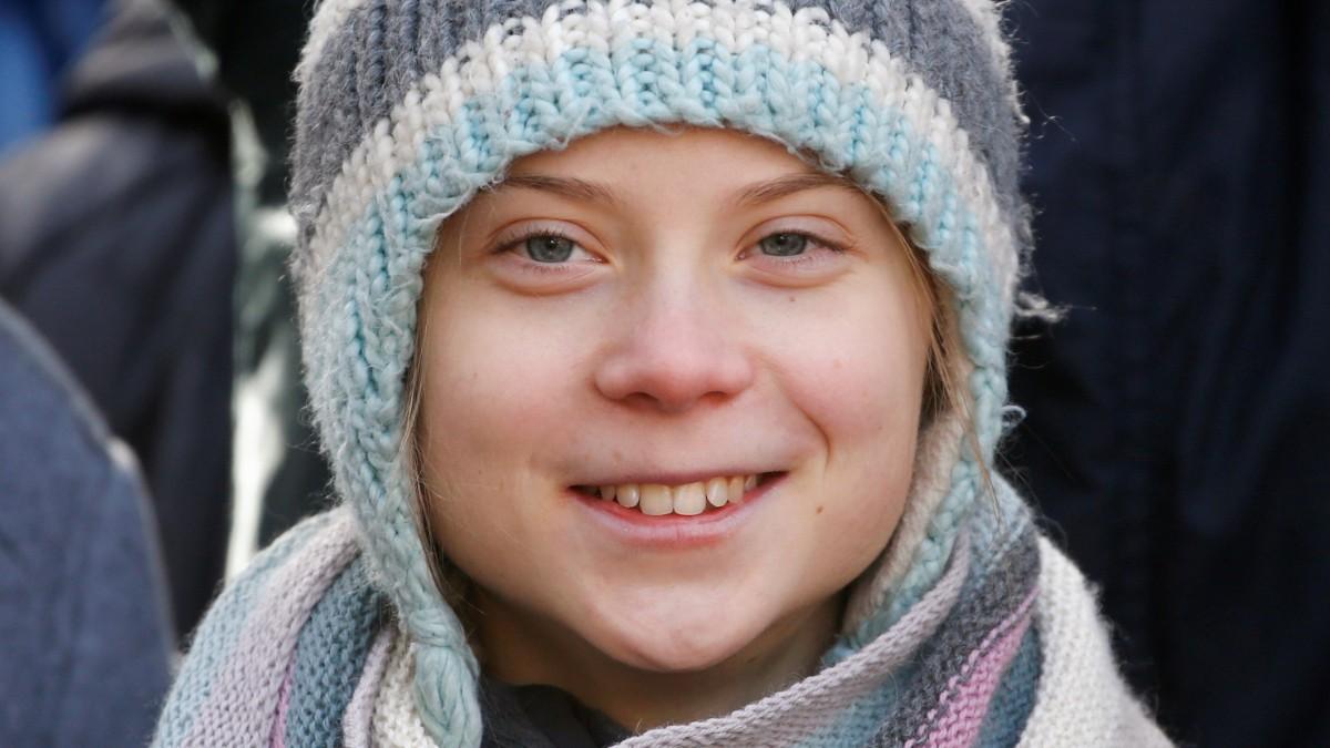 Foto: Activista climática Greta Thunberg. Reuters