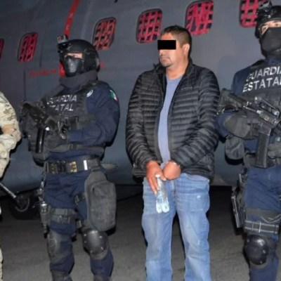 Detienen a 'La Vieja', fundador del Cártel Santa Rosa de Lima