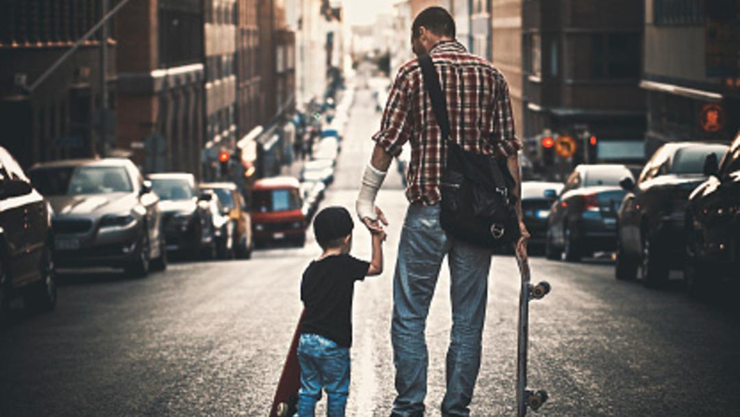 Foto: Hombres gozarán de licencia por ser papás igual que mujeres en Finlandia, 5 de febrero de 2020, (Getty Images, archivo)