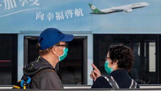 Foto: Hubei en China registra 96 nuevos muertos por coronavirus, 22 de febrero de 2020, (Getty Images, archivo)