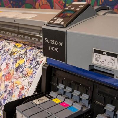 Crean impresora digital para telas que ahorra agua