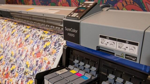 Foto: Crean impresora digital para telas que ahorra agua, 5 de febrero de 2020, (Anton.com.mx, archivo)