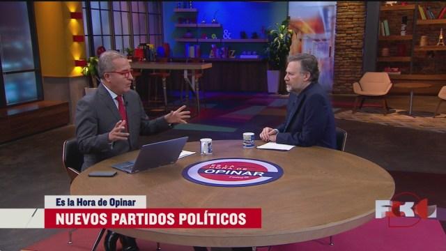 Foto: Nuevos Partidos Políticos México Por Qué Hay Tantos 27 febrero 2020