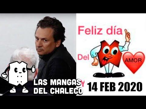 FOTO: Las Mangas Del Chaleco 14 Febrero 2020