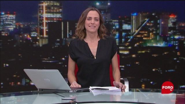 Foto: Las Noticias Ana Francisca Vega Programa Completo Forotv 6 Febrero 2020
