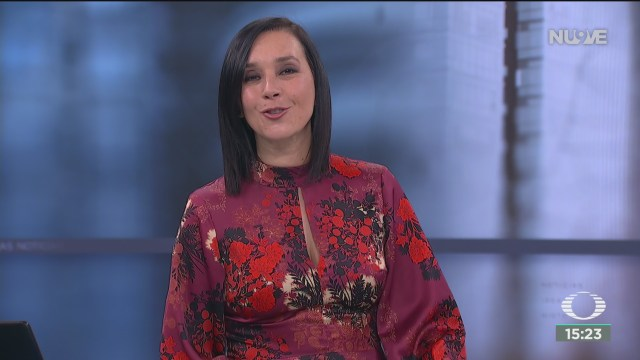 FOTO: las noticias con karla iberia programa del 21 de febrero del