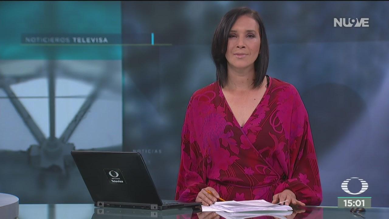 FOTO: las noticias con karla iberia programa del 24 de febrero del