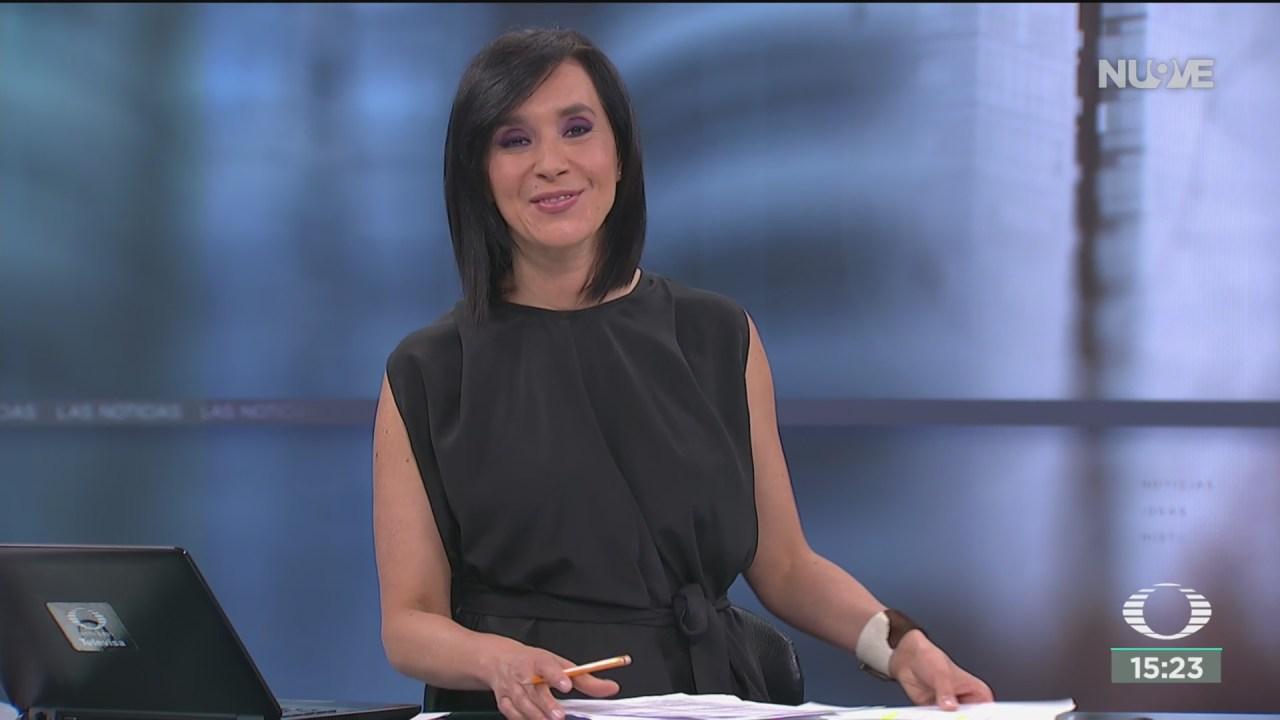 FOTO: las noticias con karla iberia programa del 25 de febrero del