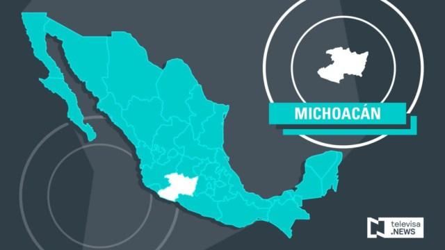 IMAGEN Hallan 10 cuerpos en fosa clandestina de Coeneo, Michoacán (Noticieros Televisa)