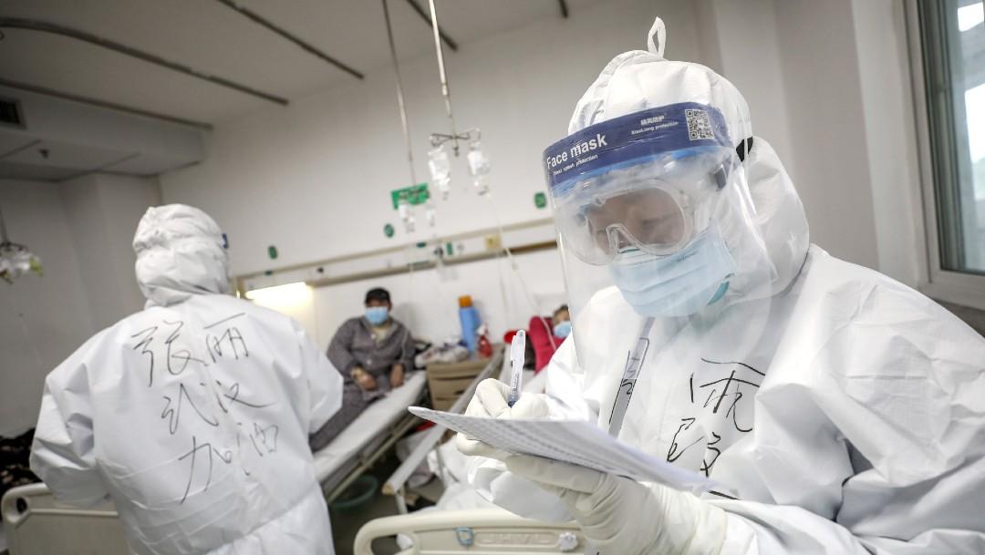 Foto: Más de mil 700 trabajadores sanitarios infectados en China por coronavirus