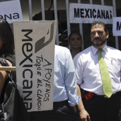 AMLO plantea nueva aerolínea operada por extrabajadores de Mexicana