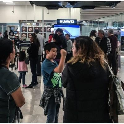 Imagen: Mexicanos provenientes de Marsella ya están en el país, 16 de febrero de 2020 (MARIO JASSO /CUARTOSCURO.COM)