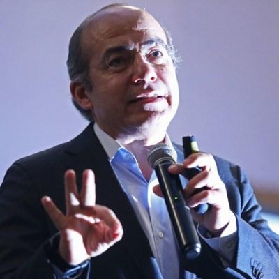 Organización de Calderón, a un paso de ser partido político