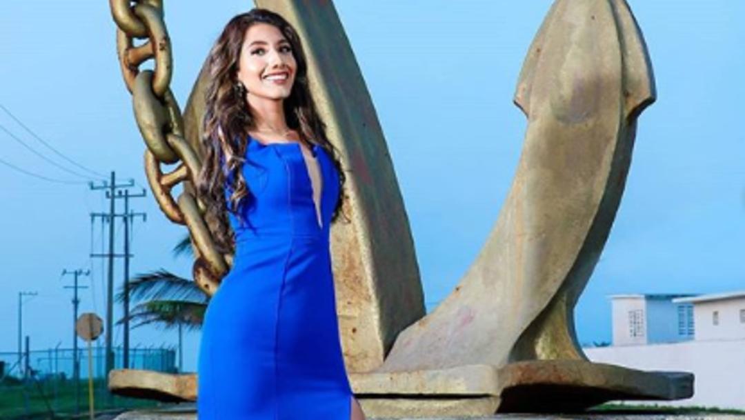 Image result for Reina de belleza sin brazos, rompe con estereotipos