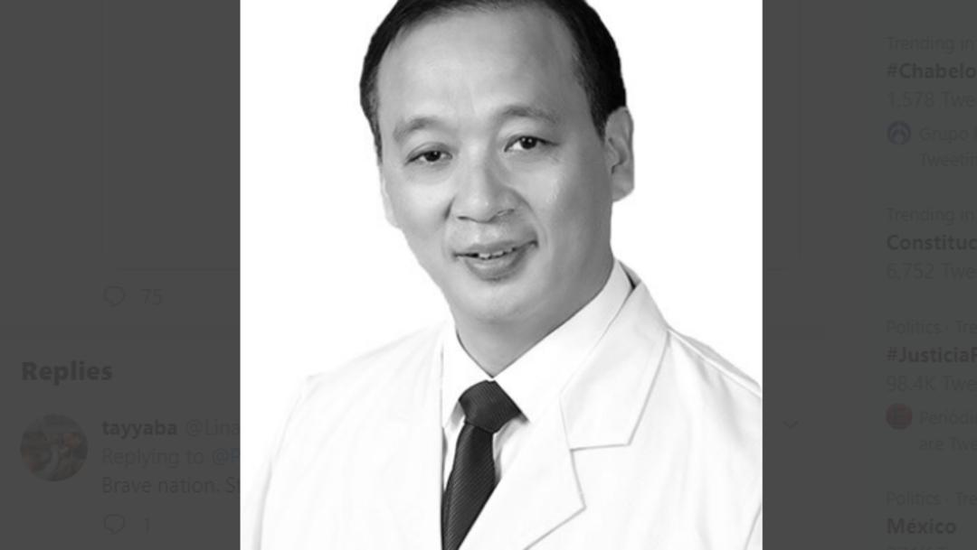 FOTO Muere director del Hospital de Wuhan por coronavirus (PDChina)