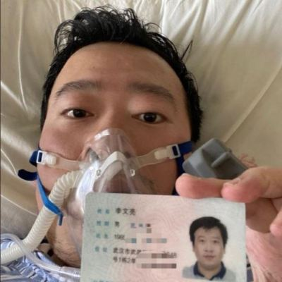 Muere el doctor Li Wenliang, quien alertó del coronavirus en Wuhan