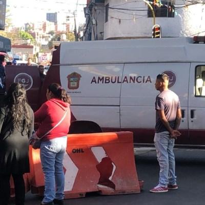Se desata balacera en Lomas Verdes, Naucalpan; hay 2 muertos