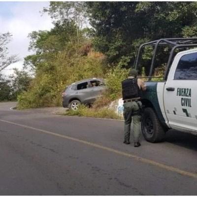 Mueren tres tras ataque a base de la Fuerza Civil en Veracruz