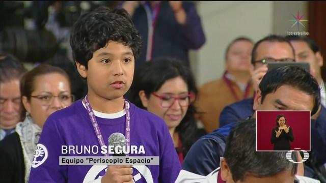 Foto: Niños Veracruz Amlo Reabrir Programa Radio 25 Febrero 2020