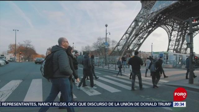 Foto: París Resiente Falta Turistas Chinos Coronavirus 6 Febrero 2020