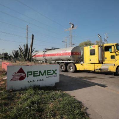 Producción de gasolina de Pemex creció 6.2% en enero