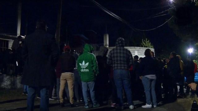 Foto: Pobladores de Milpa Alta bloquean la carretera México-Oaxtepec por agresión sexual a mujer, 27 febrero 2020