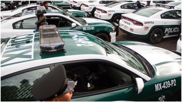 Imagen: Un juez de control determinó vincular a proceso penal a otros tres policías de la Secretaría de Seguridad Ciudadana, 15 de febrero de 2020 (VICTORIA VALTIERRA / CUARTOSCURO.COM)