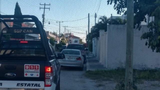 Desalojo de predio termina en enfrentamiento en Campeche
