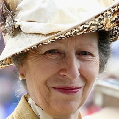 La princesa Anne asumirá el papel del príncipe Harry en los Royal Marines