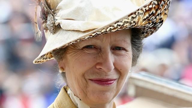 FOTO: La Princesa Anne asumirá el papel del Príncipe Harry en los Royal Marines, el 10 de febrero de 2020
