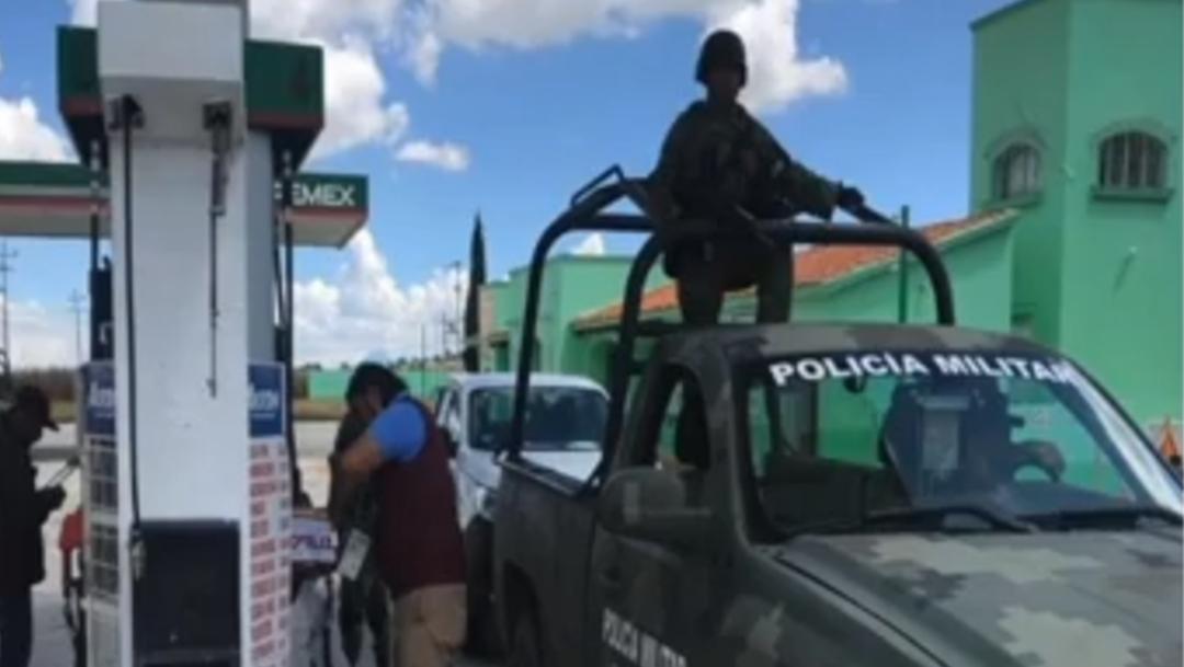 FOTO Profeco denunciará ante Fiscalía a gasolinera de Querétaro que rechazó revisión (Profeco)