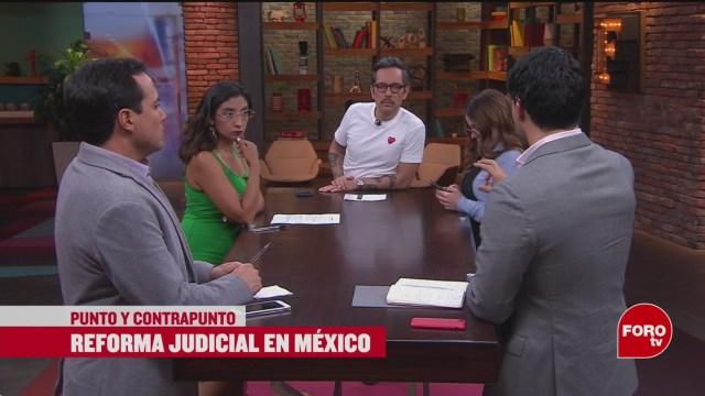 Foto: Reforma Poder Judicial Eliminar Nepotismo Corrupción Acoso Sexual 13 febrero 2020