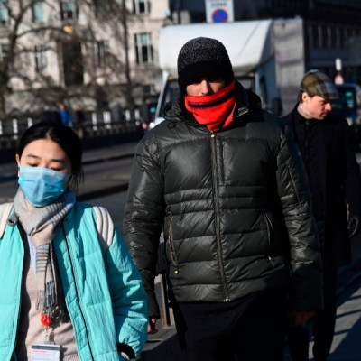 Ciudades en cuarentena y personas aisladas por coronavirus en China
