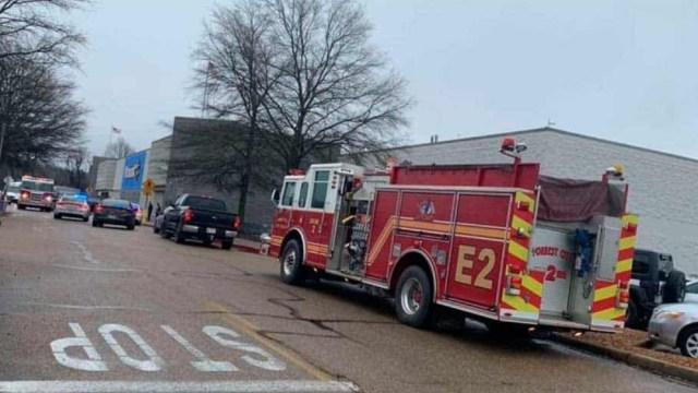 Foto: Reportan tiroteo en Walmart en Arkansas, EEUU