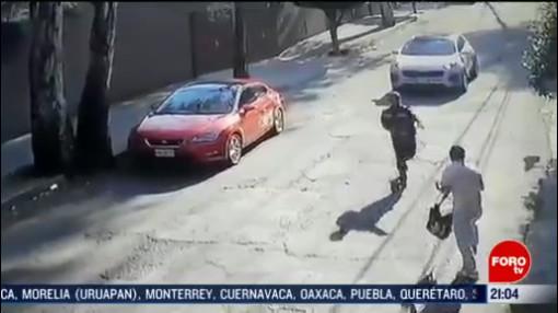 FOTO: 23 Febrero 2020,roban 658 mil pesos a cuentahabiente al sur de la ciudad de mexico