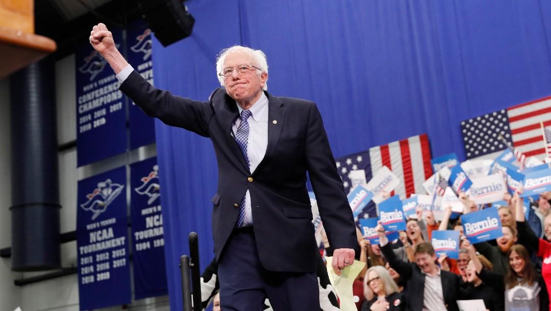 Sanders gana las primarias demócratas de Nuevo Hampshire