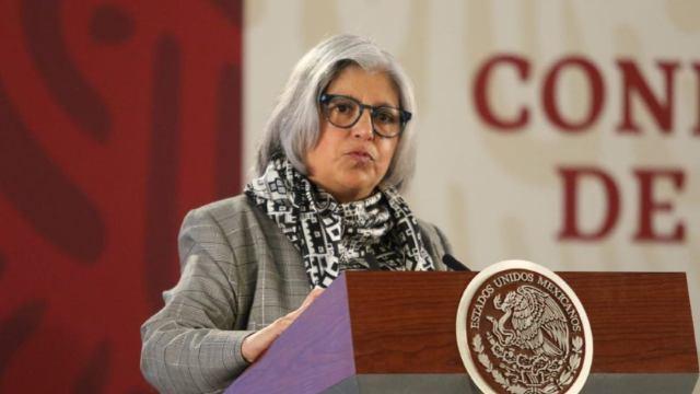 La secretaria de Economía, Graciela Márquez. (Cuartoscuro, archivo)