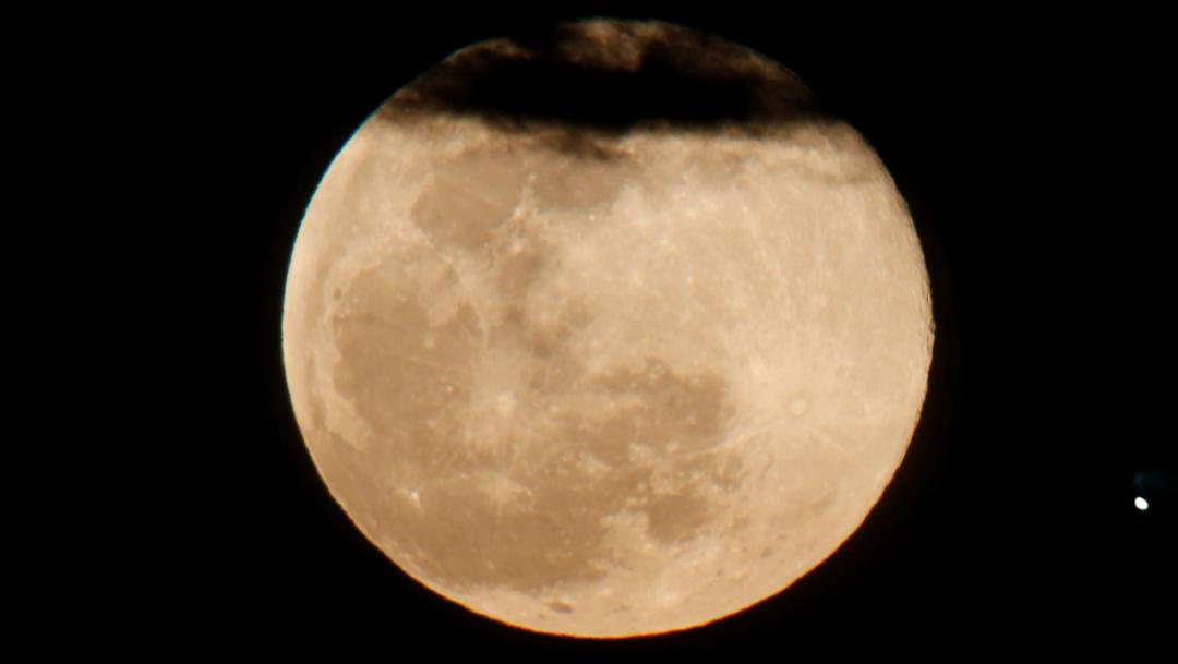 FOTO: Primer Superluna del 2020, el 10 de febrero de 2020
