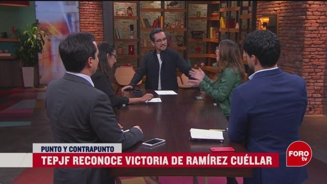 Foto: Tepjf Ratifica Alfonso Ramírez Cuéllar Morena 27 Febrero 2020