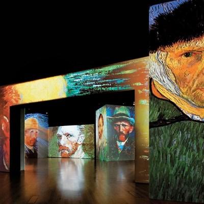 Van Gogh Alive llega a la Ciudad de México