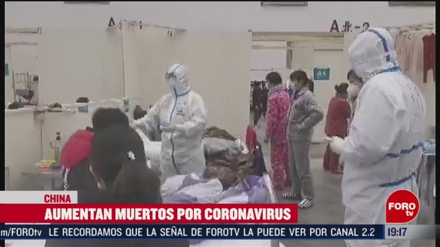 Foto: Muertos Coronavirus China Hoy 13 Febrero 2020