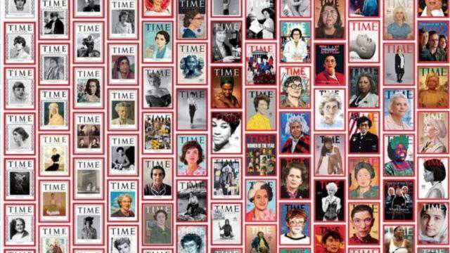 Foto Revista Time: Hay tres latinas entre las mujeres más importantes del último siglo 6 marzo 2020