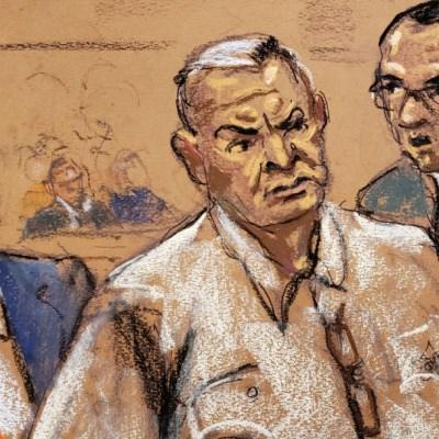 Corte de Nueva York rechaza de nuevo libertad bajo fianza de García Luna