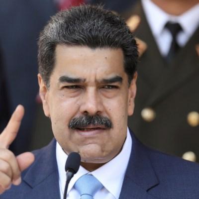 'Eres un miserable', dice Maduro a Trump tras ser acusado por EEUU de narcoterrorismo