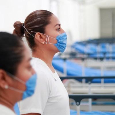 Querétaro reporta su primer muerto por coronavirus COVID-19