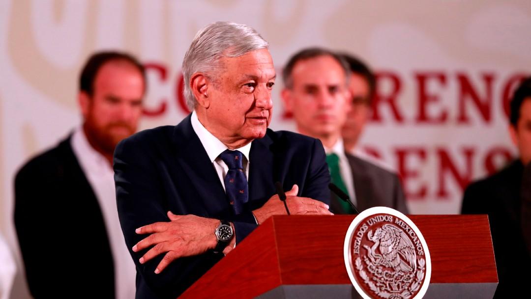 Foto: El presidente de México, Andrés Manuel López Obrador